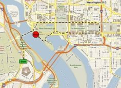 Rolling Thunder Photos: Map of Rolling Thunder Route