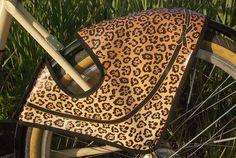 Millflorell Leopard skirt and coat guard