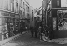 Pudding Chare, just off the infamous Bigg Market. A classic shot. Local History, British History, 1960s Britain, Newcastle Gateshead, Great North, Somewhere In Time, North East England, Island Nations, British Isles