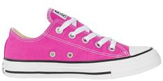 Converse Chuck Taylor All Star Low Top Plastic Pink 151874F Mens 10