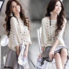 B1028 Sueter Casual It Girls Colombia