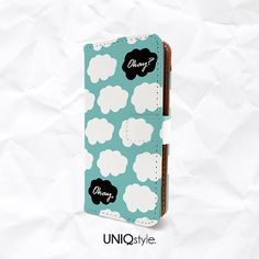 The Fault in Our Stars PU leather case for iPhone 4/4s 5/5s 5c, MotoX, Samsung S3 S4 S5 Note3 - TFIOS wallet flip case - Okay? Okay. - L74