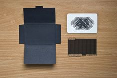 Scanimated Business Card by Matthew Skelton