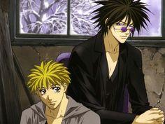 BanMidou & Ginji Amano #GetBackers (ゲットバッカーズ - Gettobakkāzu)