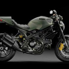 Ducati diesel
