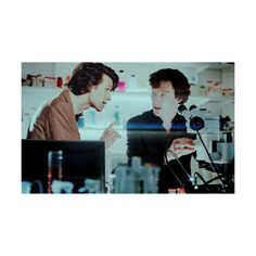 The TARDIS and Baker Street ❤ liked on Polyvore featuring home, kitchen & dining, sherlock, doctor who, crossover, fandom and wholock