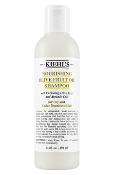71dc37ad5384f Free shipping and returns on Kiehl s Since 1851 Olive Fruit Oil Nourishing  Shampoo at Nordstrom.