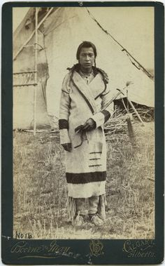 United Church of Canada Archives - Digital Collections | Blood Indian lad