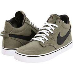 new style dfa45 2272c Nike 6 0 braata lr mid rogue green tropical twist white black
