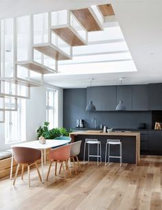 Home Rejuvenation (by KNQ Associates): APARTMENT IN OSLO BY HAPTIC