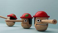 Wood, Pinocchio, pencil sharpener