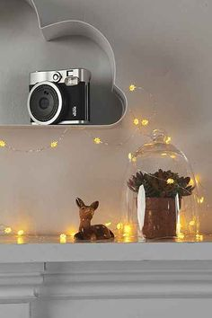 Sunshine String Lights - Urban Outfitters $28