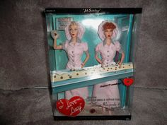 "2008 I Love Lucy Barbie ""Job Switching"" Episode 39 027084546989 