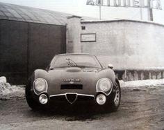Alfa Romeo 33 Tz