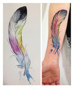 Julia Rehme - Tattooartist [Tattoos]