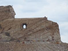 Crazy Horse, South Dakota  - the story behind how the building of this began is amazing