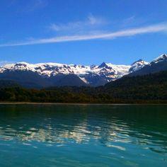 Lago yelcho - Sur de Chile