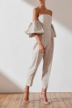 I LOVE off the shoulder pieces. If you do too, consider bringing yours to our engagement session Bustiers, Semi Formal Wedding Attire, Party Dresses Uk, Formal Dresses, Formal Wear Women, Toms Shoes Outlet, Tom Tailor Denim, Overall, Fashion Clothes