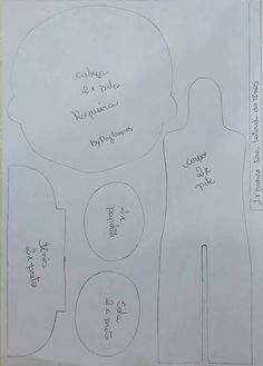 Bonequinha roqueira em feltro molde ArtesãDry Lopes Stúdio Art's e Mimos Aprenda como fazer boneca de feltro passo a passo e faça e...