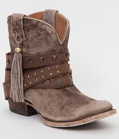 Corral Corpus Christi Tassel Cowboy Boot. I want, I want. I need I need!