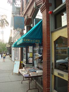 Water Street Bookstore - Exeter, NH