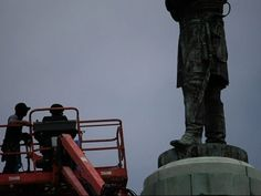 Last Confederate Monument Removed in New Orleans