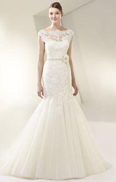 Bridal Gown Enzoani BT14-13   Bridal Gown / Wedding Dress - Camellia Wedding Gown Inc.