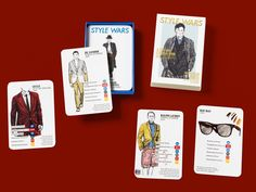 Style Wars Top Trumps