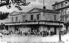 the yellow house arles - Yahoo Image Search Results