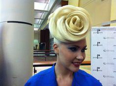Sensational Crazy Updo My Style Pinterest Updo Hairstyles For Men Maxibearus