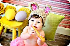 Baby Girl Photo Prop Bunny Ears Hat by MitziKnitz   http://media-cache7.pinterest.com/upload/89790586290795672_aHqMTVFe_f.jpg