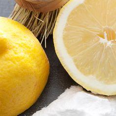 Lemon Dishwasher Detergent Powder Recipe - Healthy Home - Mother Earth Living