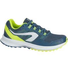 Zapatillas de trail running mujer Ekiden Active Trail gris Terepfutás 543b5699b2