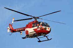Messerschmitt-Bölkow-Blohm (today Eurocopter) BO 105