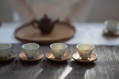 於 茶人珮如 台湾茶と道具展 茶会 ギャラリーうつわノート - peru-teaworks ページ!