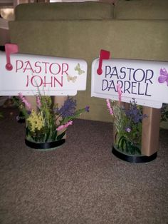 For Pastor Appreciation Month | Projects completed ...
