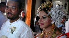 #panama A very traditional and folkloric panamanian wedding. Province of Los Santos, Panama #Santena #pollera