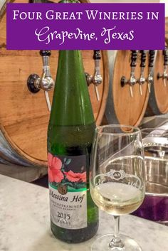 Texas wine is usually under-the-radar compared to other states in the US. But wineries on the Grapevine wine trail are producing great varietals for their urban wineries.