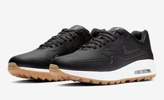 premium selection a305a 391b4 Nike cria coleção do Air Max 1 para os Campos de Golf