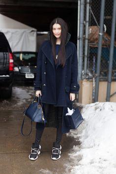 El Streetstyle del #NYFW | Moda | El124.com