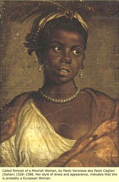 From the artifactual history, we know that the original Royalty and Nobility of Europe were Black people.