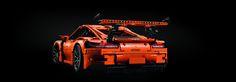 LEGO Porsche 911 GT3 RS   lid2newcorner   Brickfinder Brickfinder   Flickr