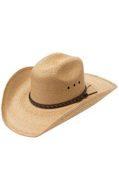 95ec32cd Larry Mahan® 30X Lawton Gold Palm Leaf Cowboy Hat Mens Western Hats, Western  Look