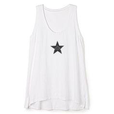 Camiseta blanca Amity