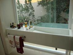 Lavabo: Banheiros modernos por Geraldo Brognoli Ludwich Arquitetura