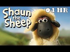 (61) Shaun the Sheep - Season 1 - Episode 11 -20 [1HOUR] - YouTube