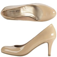 Comfort Plus by PredictionsWomens Karmen Pump
