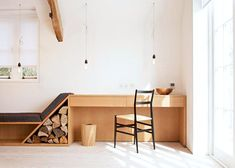 firewood storage idea  sfgirlbybay design & lifestyle blog