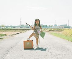 This is just adorable. Nagano Toyokazu is a photographer in Japan, who has taken a bunch of amazing photos of his four-year old daughter, Kanna, in a range of wonderfully imaginative and cute settings. Kanna's personality shines in these super-kawaii photos, and it's almost too much to bear. The whole office here would've looked through […]