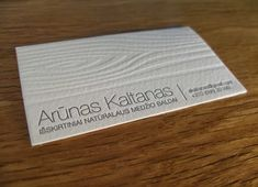 Here are 45 examples of beautiful white business cards printed via letterpress. These business cards are simple in design yet very attractive. Embossed Business Cards, Wood Business Cards, Business Card Maker, Letterpress Business Cards, Minimalist Business Cards, Craft Business, Business Names, Creative Business, Business Ideas